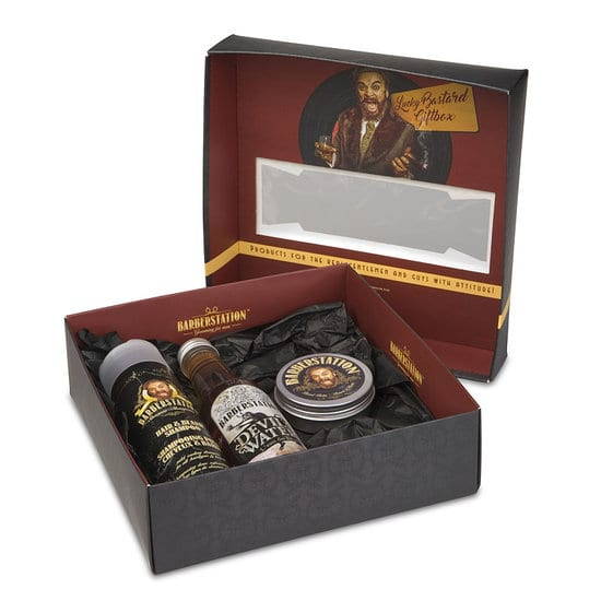 Gift Box   Barberstation