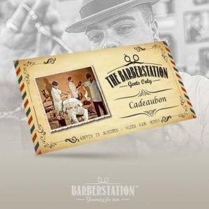 Cadeaubon The Barberstation