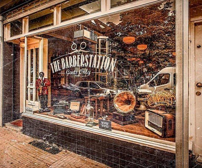 The Barberstation Arnhem