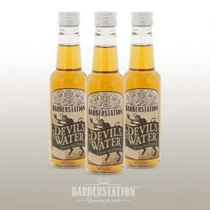 Devil's water aftershave | Barberstation