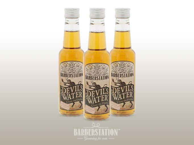Devil's water aftershave | Barberstation