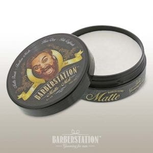 Matte haarclay | Barberstation