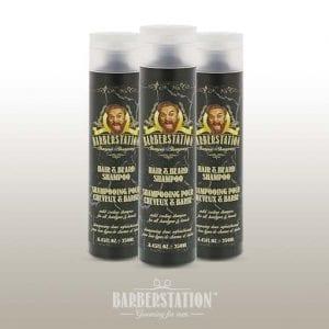 Haar- en baard shampoo | Barberstation