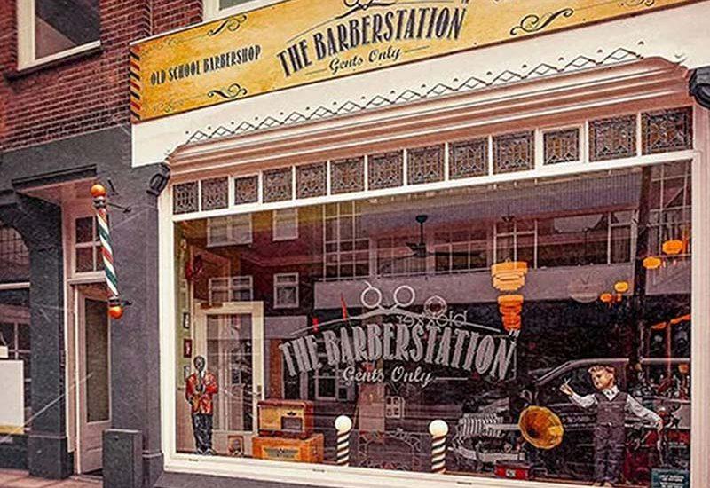 The Barberstation Utrecht